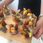 canapes catering in liverpool