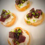 canapes catering wirral