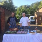 outside bbq catering liverpool