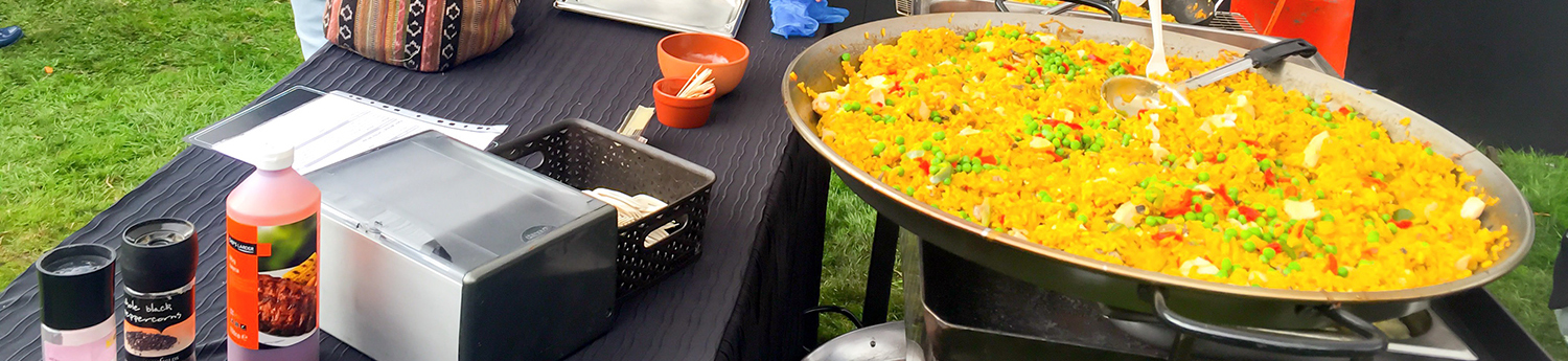 paella catering liverpool